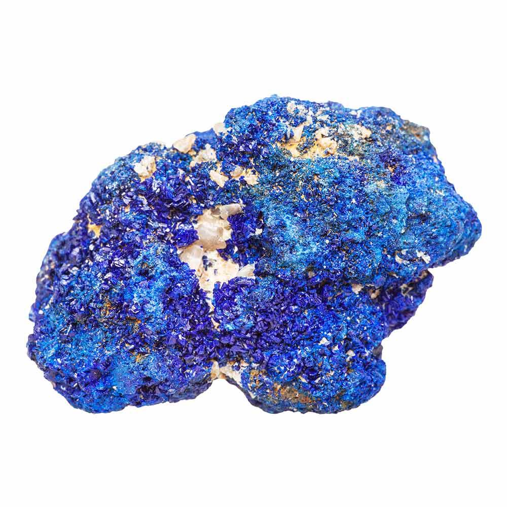 pierre azurite caractéristiques