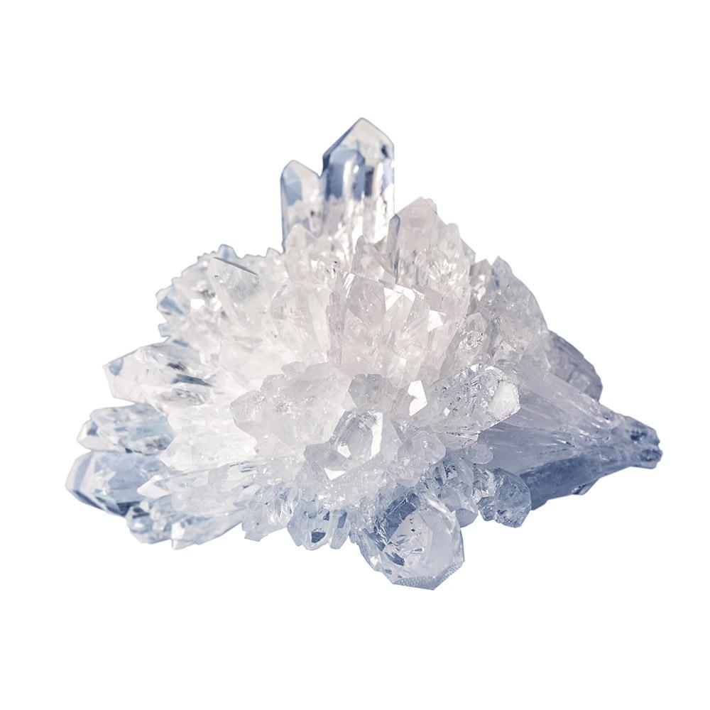 pierre cristal de roche caractéristiques