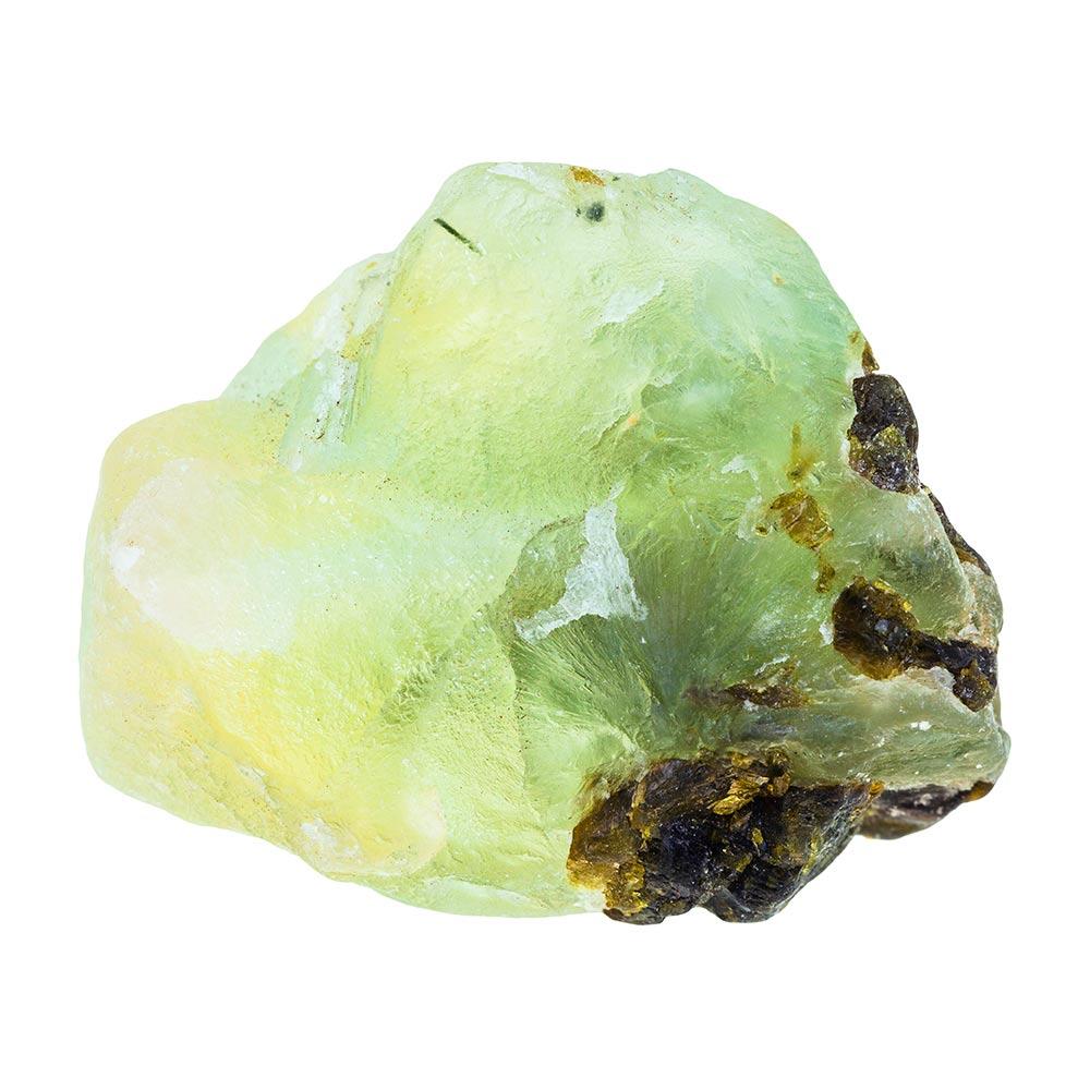 pierre préhnite caractéristiques