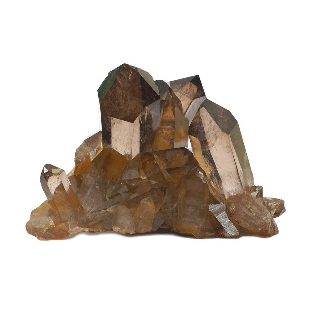 pierre quartz fumé caractéristiques