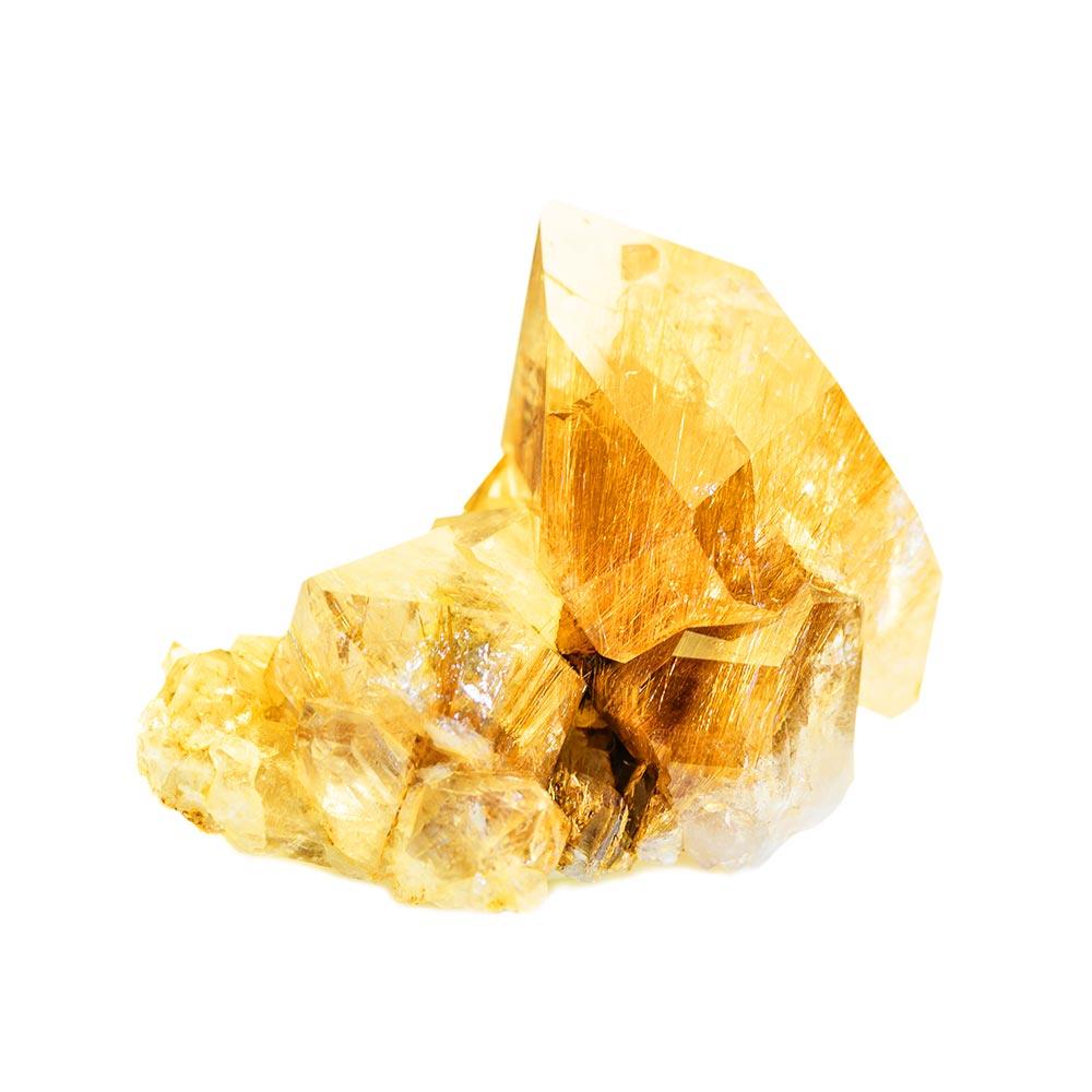pierre quartz rutile caractéristiques