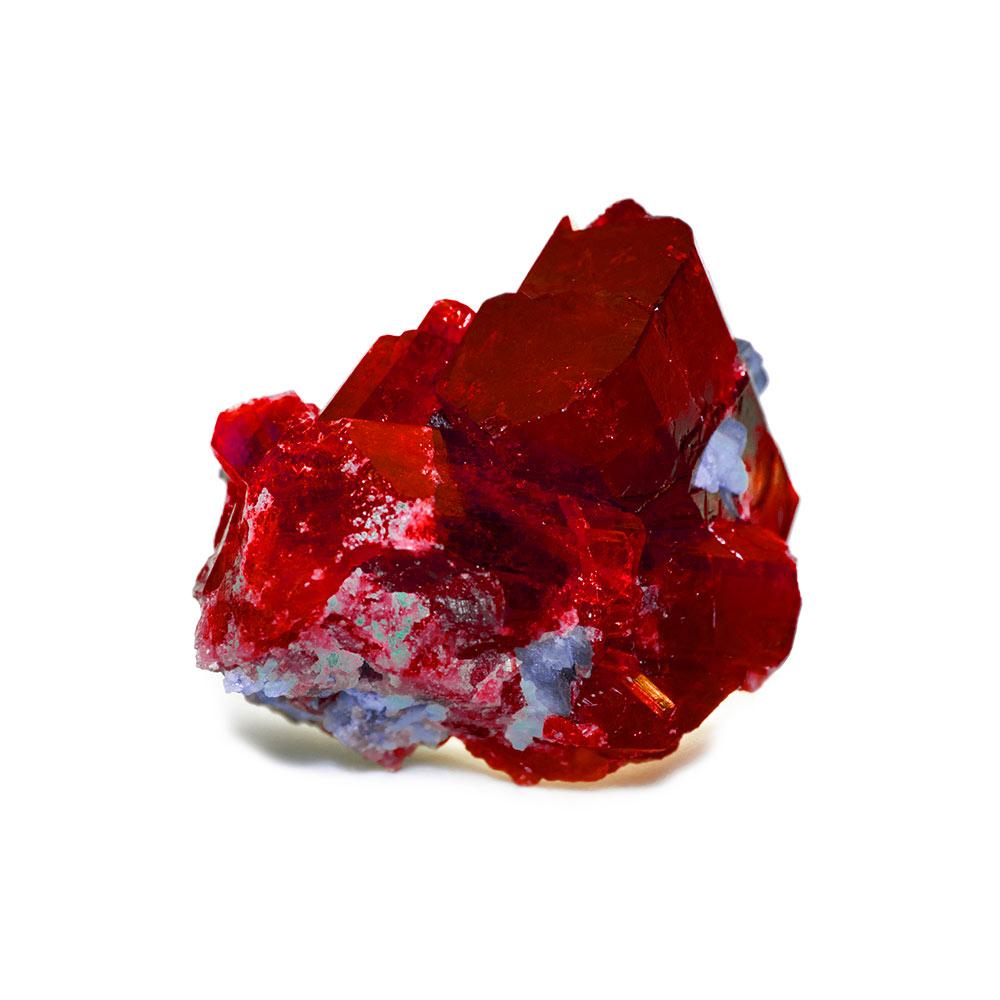 pierre rubis caractéristiques