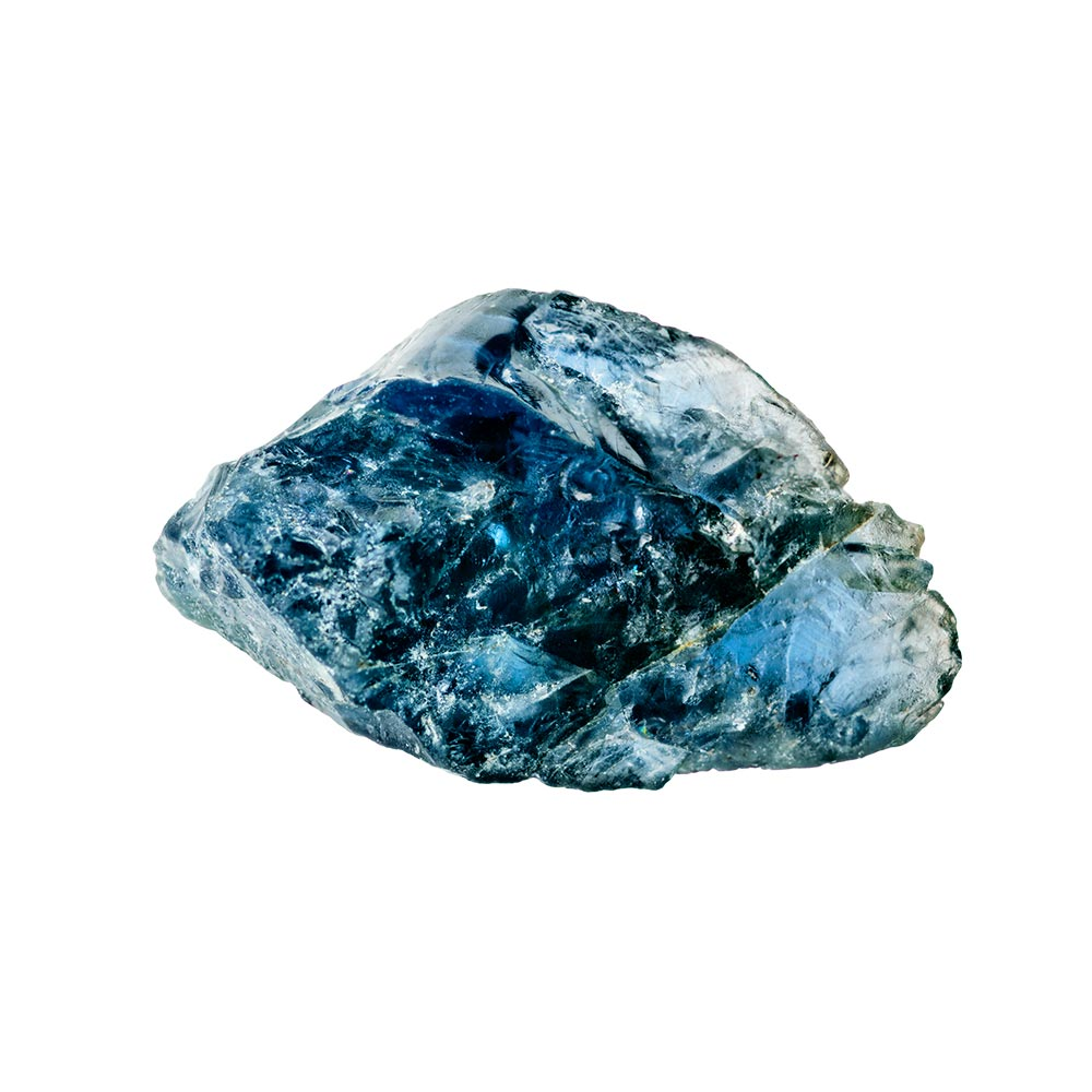 pierre saphir bleu caractéristiques