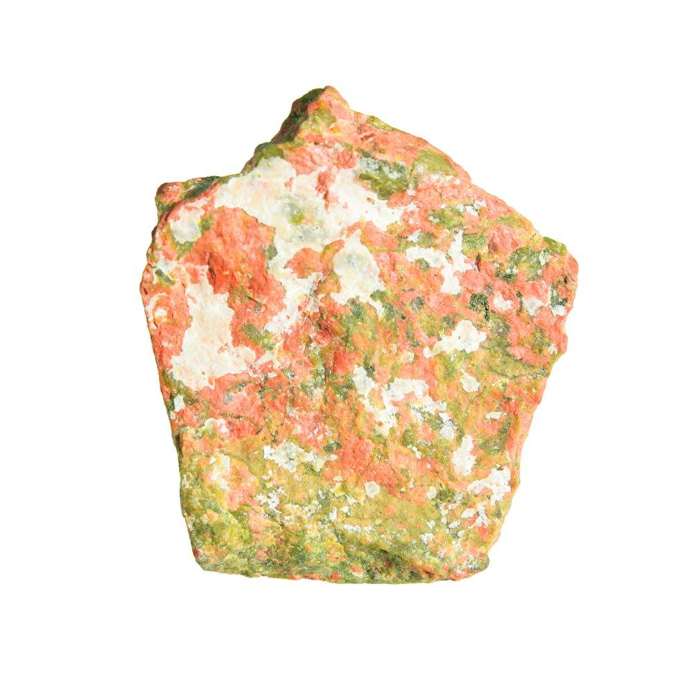 pierre unakite caractéristiques