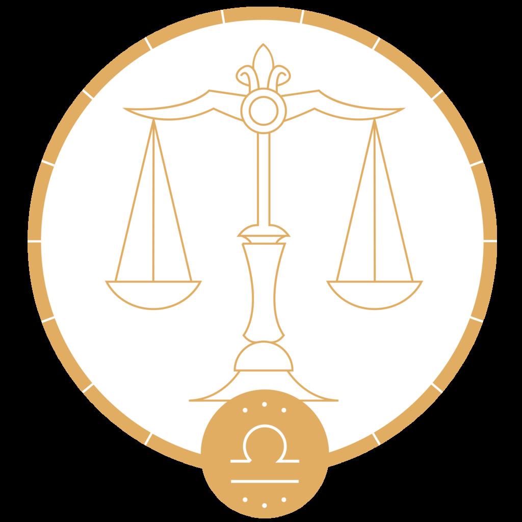 pierres et signe astrologique balance