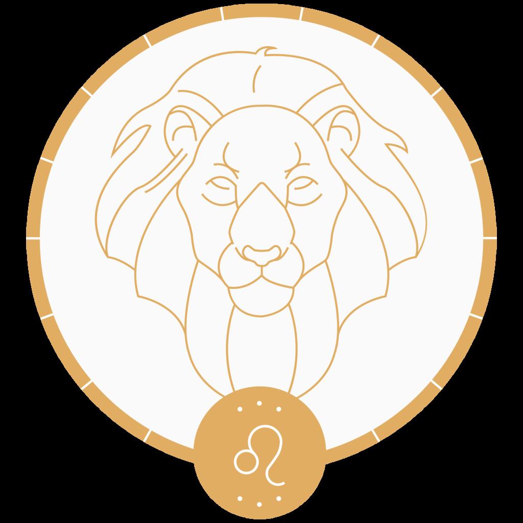 pierres signe astrologique lion