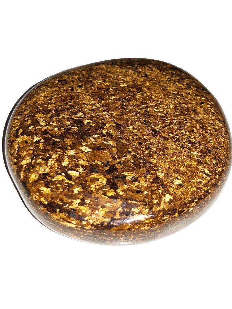 galet bronzite
