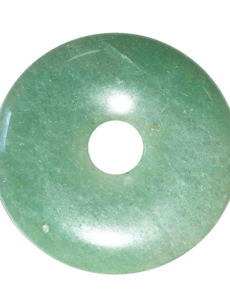 pendentif aventurine verte pi chinois