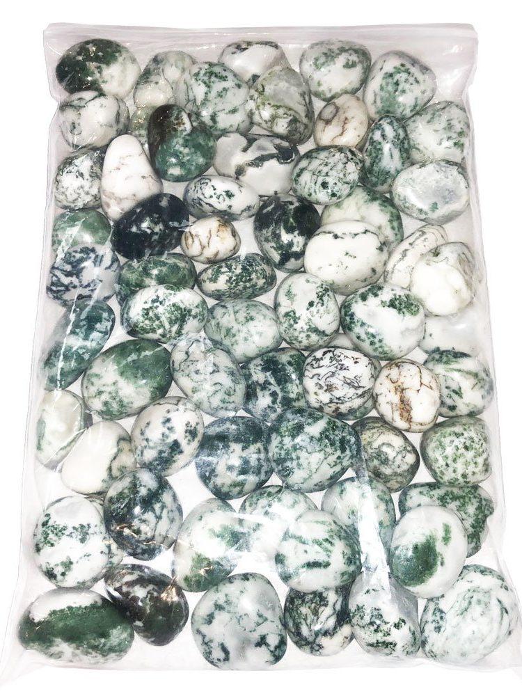 sachet pierre agate arbre 1Kg